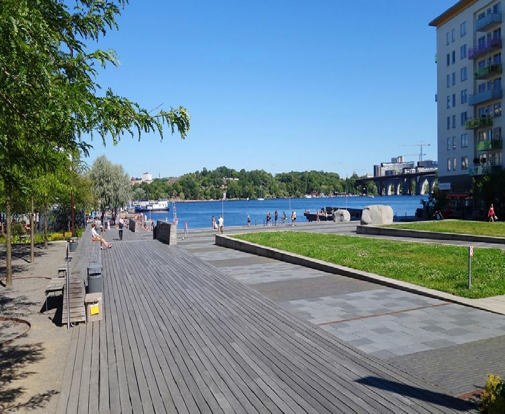 Vingårdsgatan 5, 3 tr - Sjövikstorget