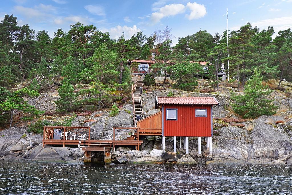 Smådalarö/ Kalvholmen/Gränö - Egen brygga!