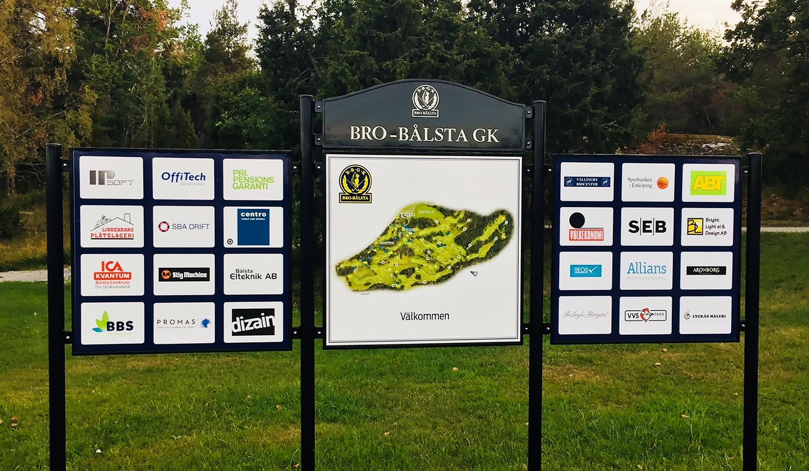 Ringuddsslingan  39 - Bro Bålsta Golf Klubb