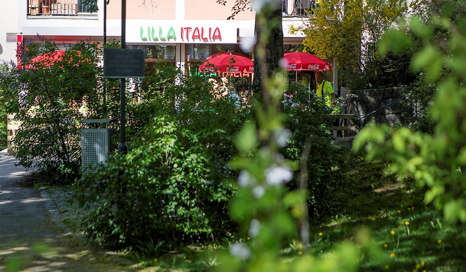 Marmorgatan 11 - När till god Pizzeria