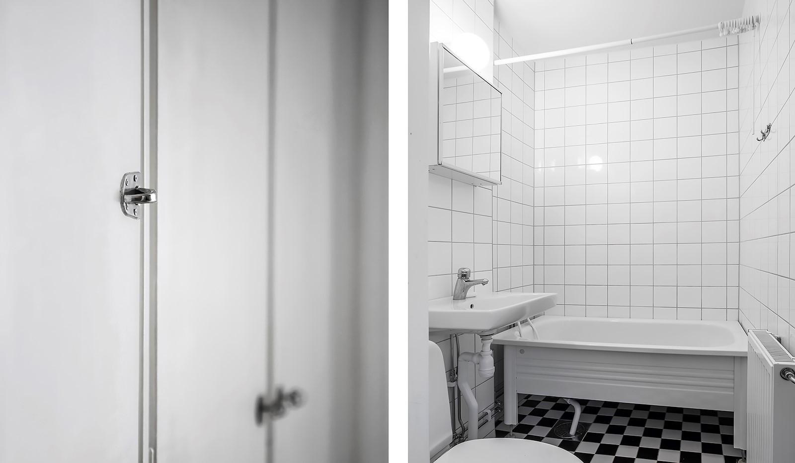 Marmorgatan 11 - Stambytt badrum