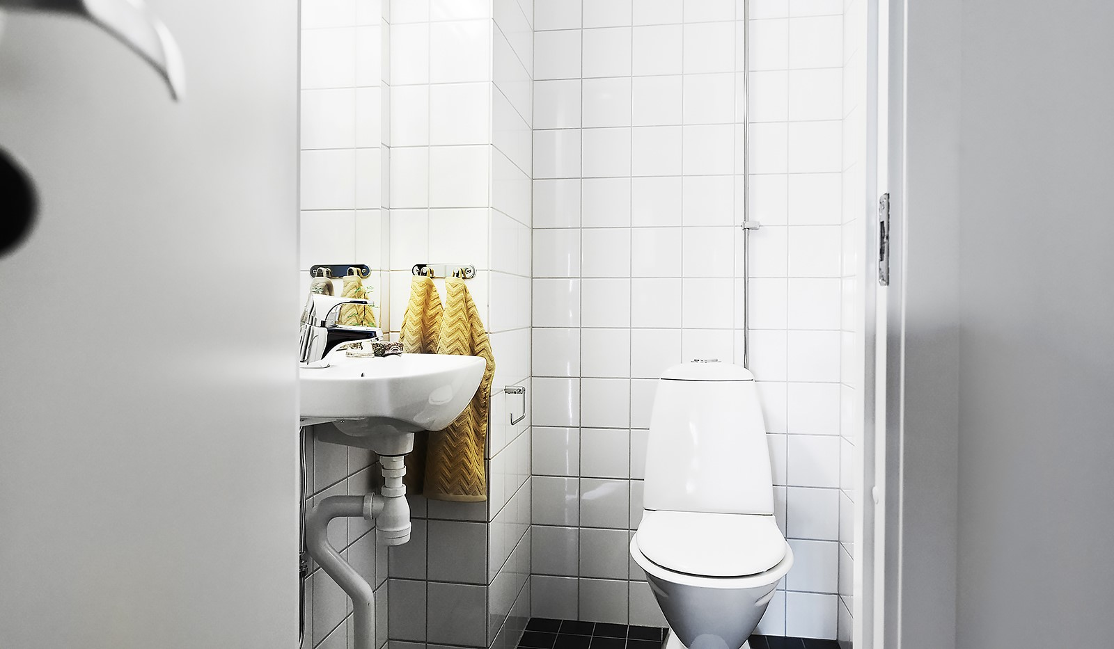 Vingårdsgatan 7, 6/7 tr - Gäst-WC