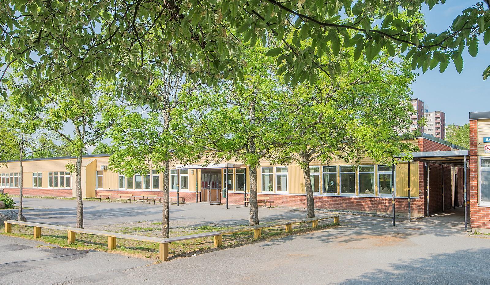 Bägarvägen 1 - Tallidsskolan