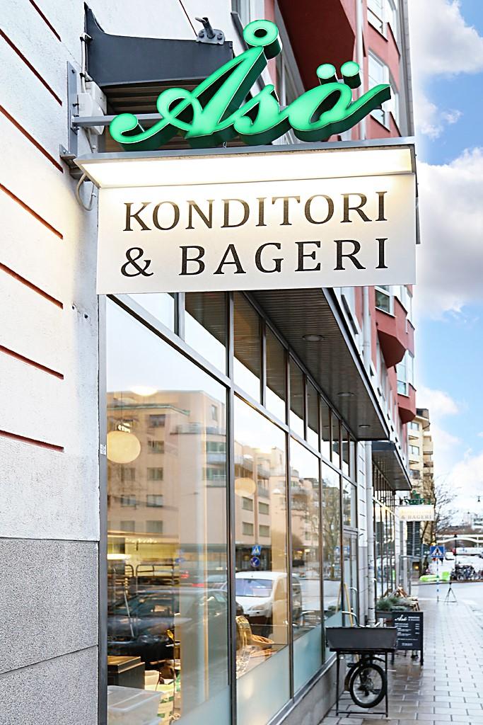 Åsögatan 106 - Åsö Konditori & Bageri