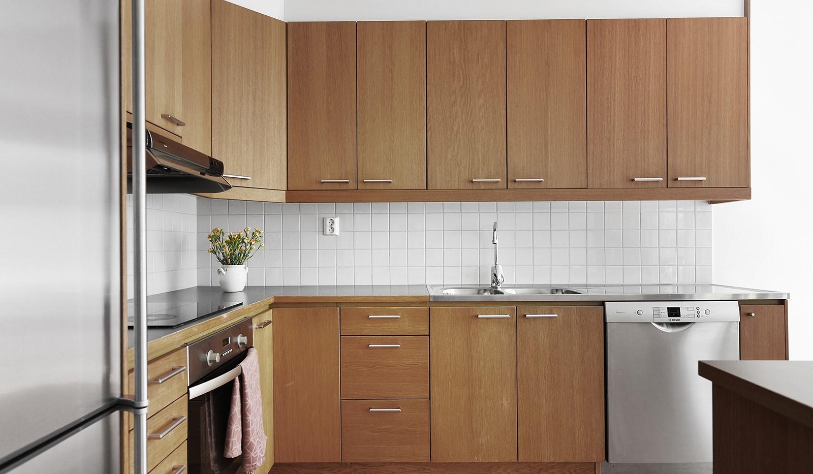 Sjöviksvägen 45, 2tr - Bra förvaring i köket