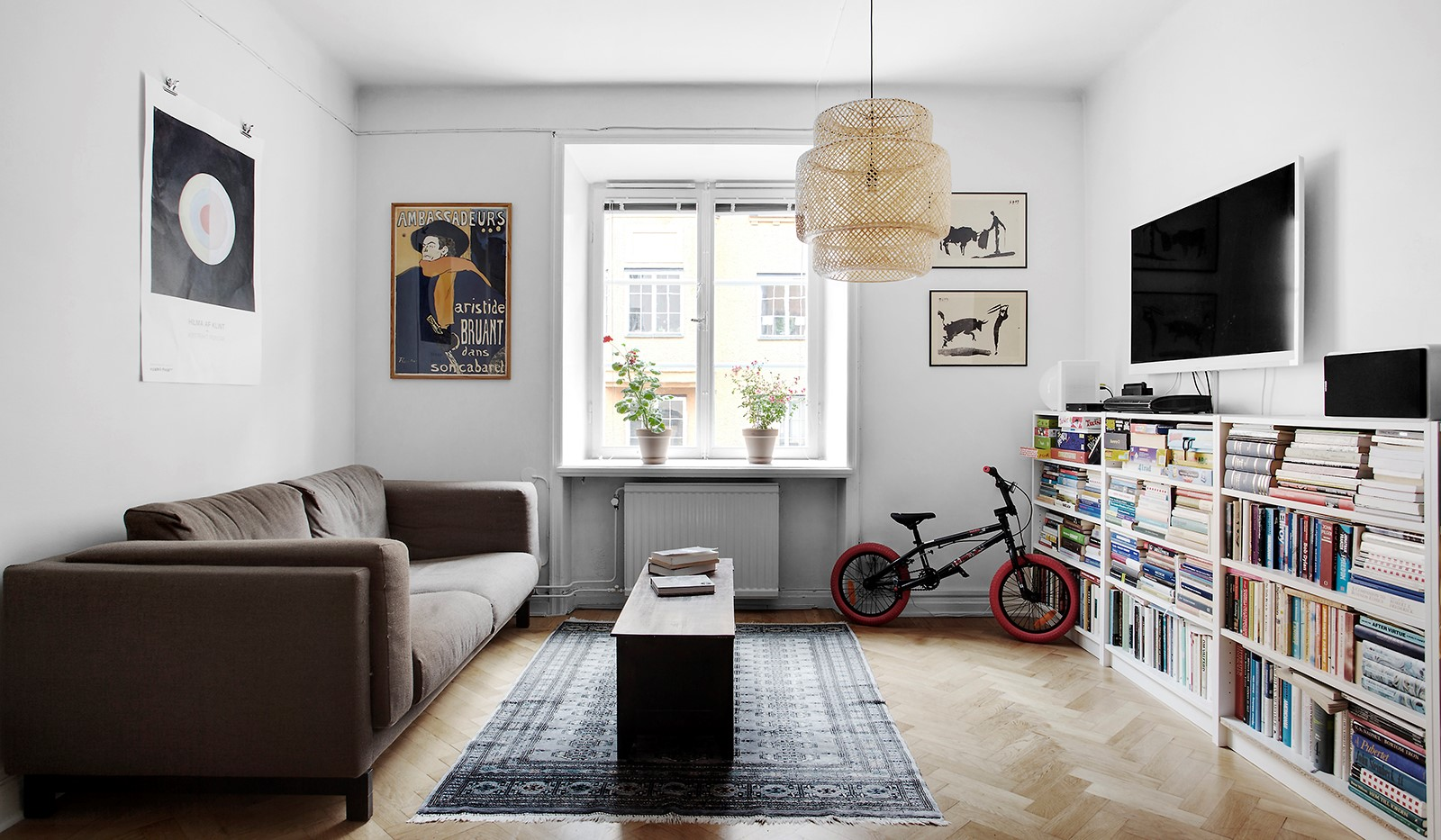 Heleneborgsgatan 30 - Vardagsrum