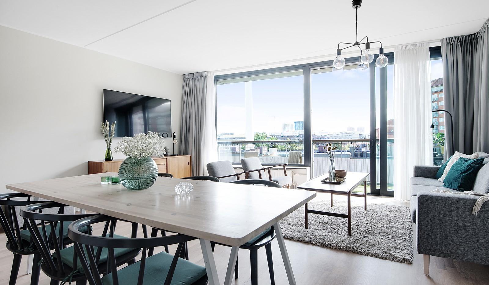 Liljeholmsvägen 12, 6tr - Underbart läge med fri utsikt och stora fönster