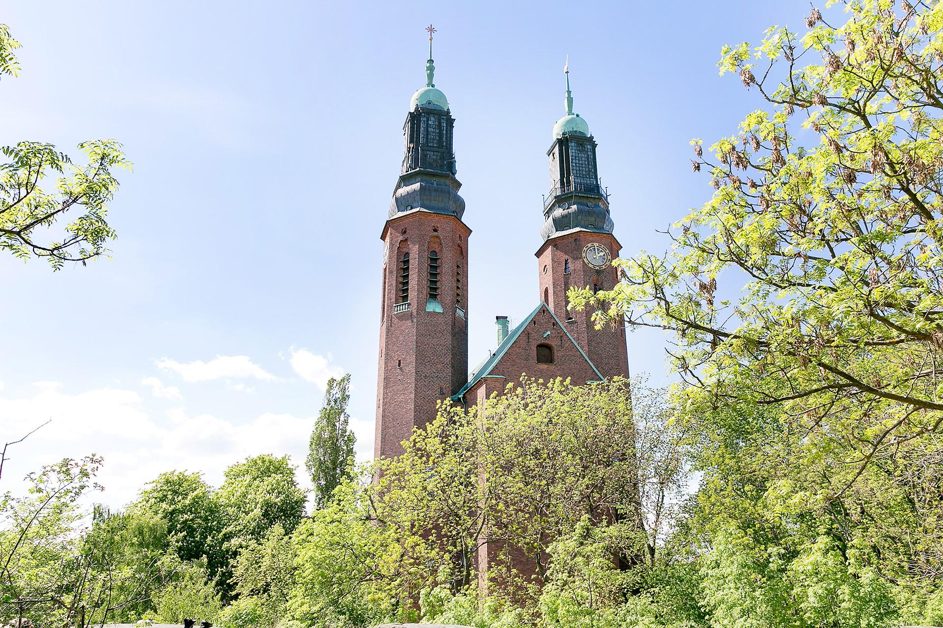 Liljeholmsvägen 12, 6tr - Högalidskyrkan