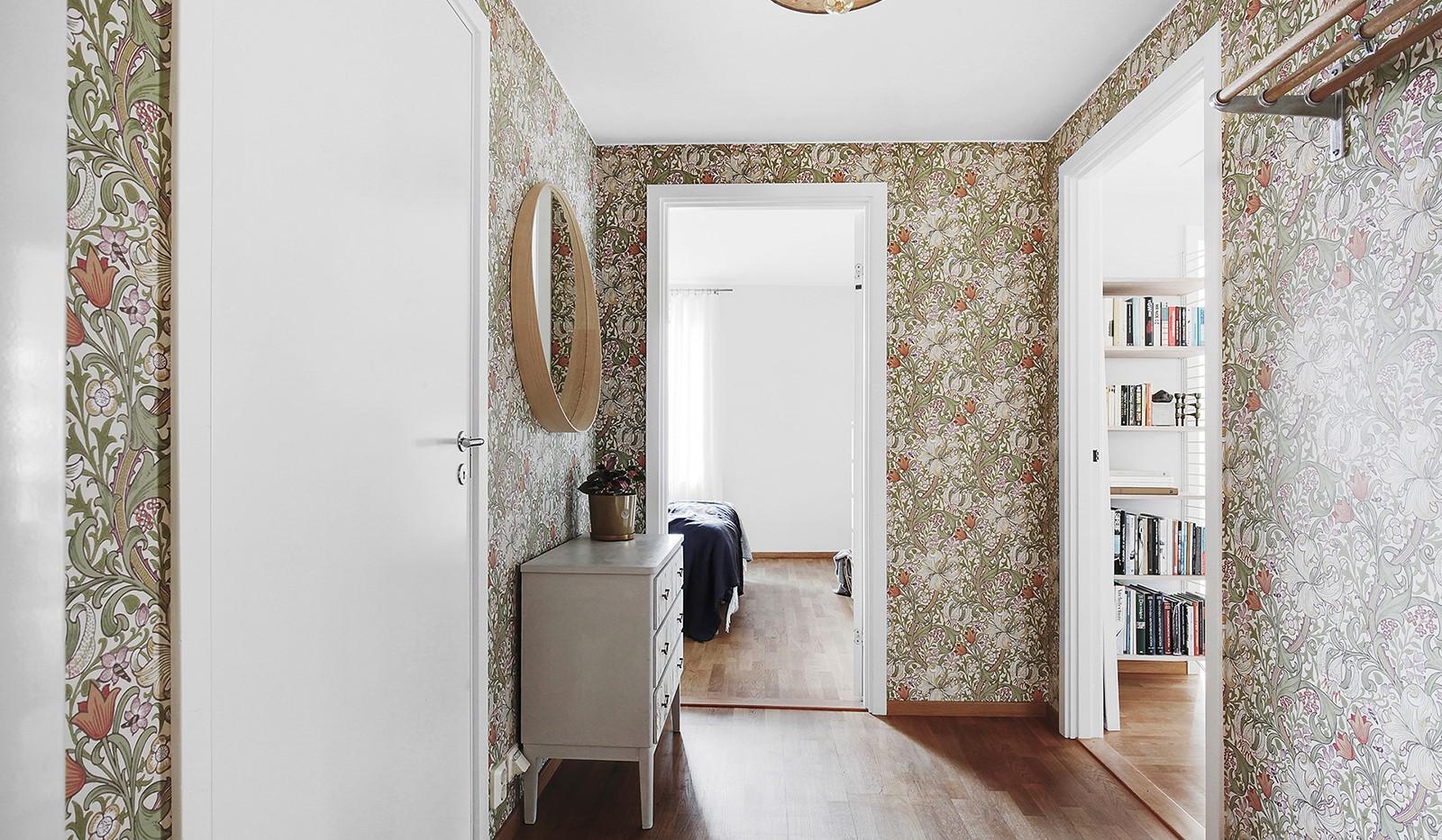 Hammarby Allé 119, 5 tr - Ett hem att trivas i!