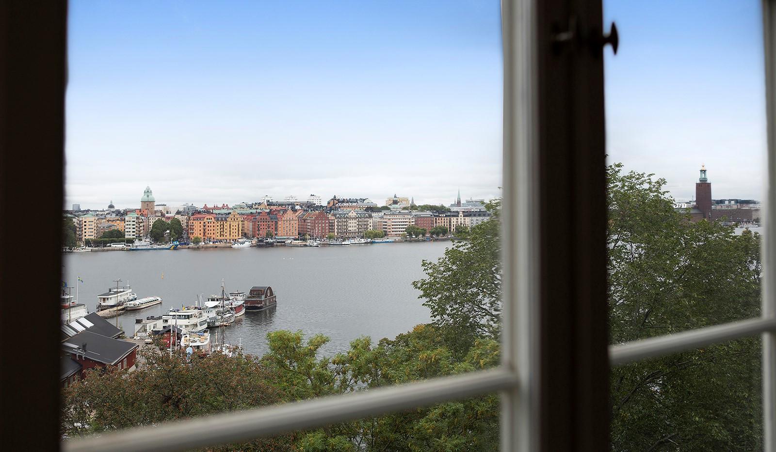 Heleneborgsgatan 20 - Utsikt från fönster