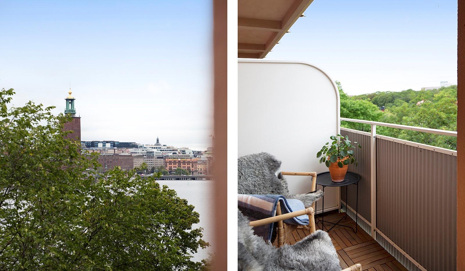 Heleneborgsgatan 20 - Stor balkong