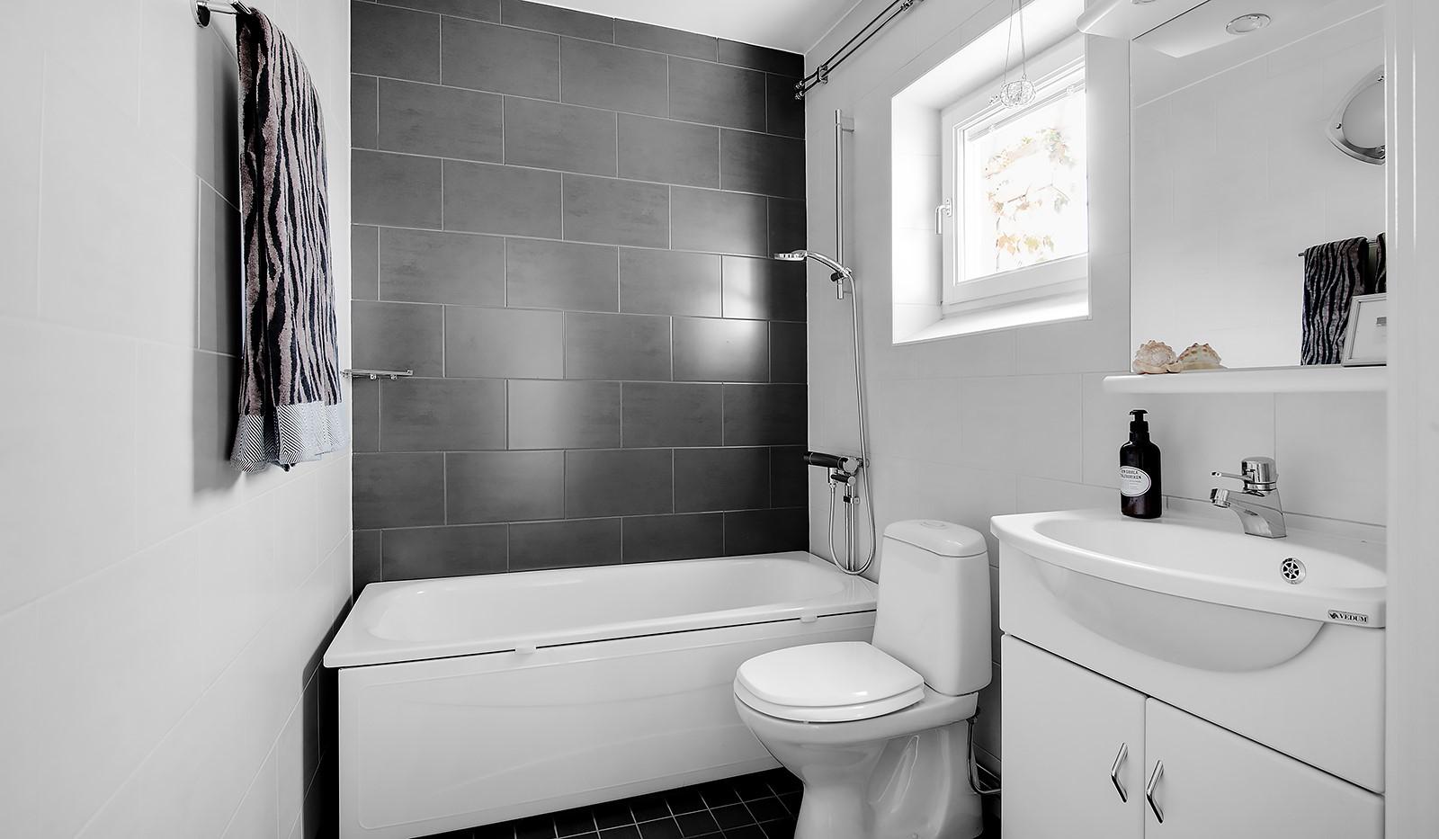 Åsögatan 102, 6 tr - Nytt badrum från 2015
