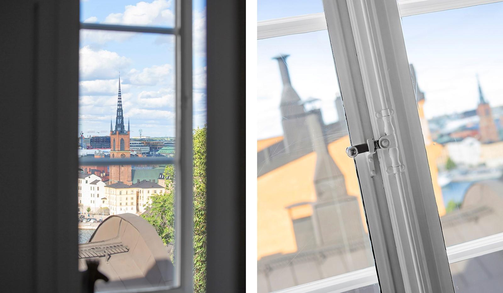 Bastugatan 19, 4 tr - Härlig stadsutsikt från alla fönster