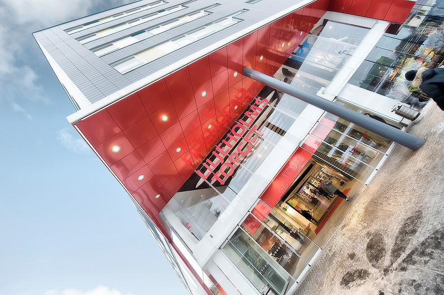 Sjöviksvägen 37, 1tr - Liljeholmstorgets galleria med ca 90 butiker och restauranger