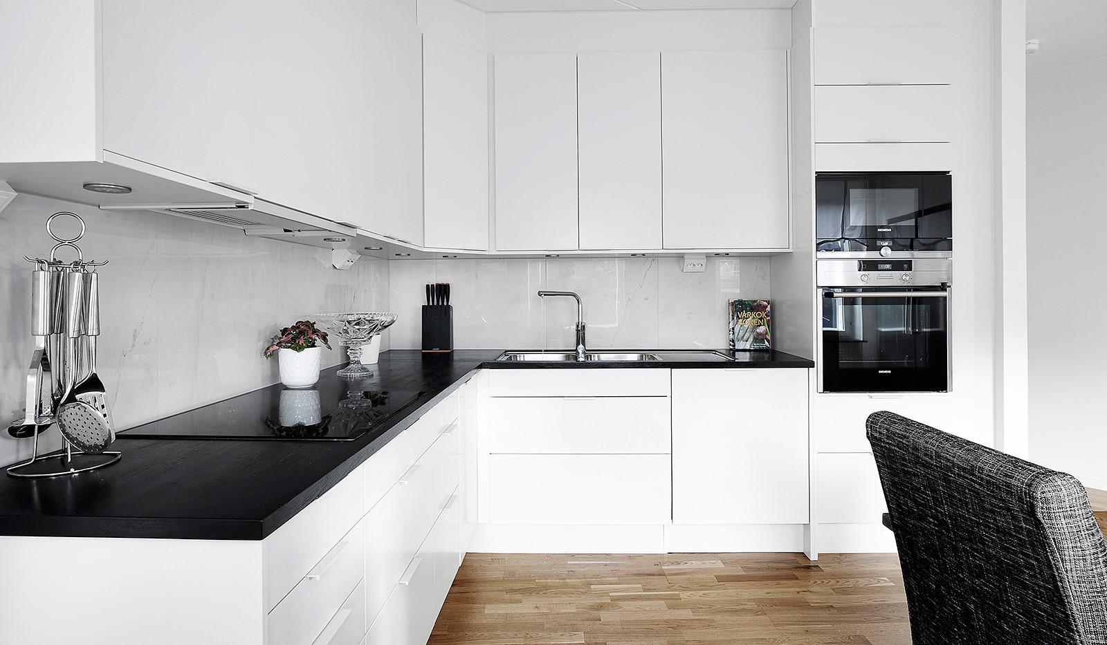 Hammarby Allé 15, vån 5 - Modernt och stilrent kök
