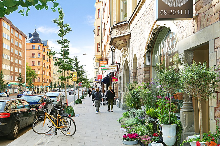 Krukmakargatan 6, 2 tr - Hornsgatan