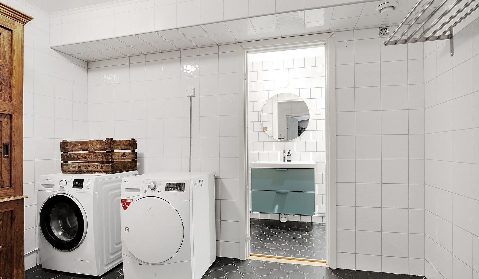 Hallundavägen 127 - Tvättstuga