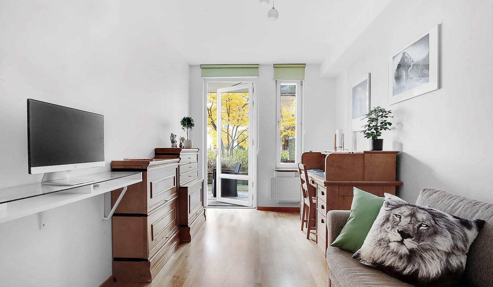 Korphoppsgatan 20 - Perfekt som sovrum eller arbetsrum