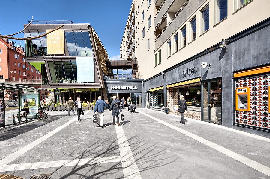 Högalidsgatan 50B - Hornhuset