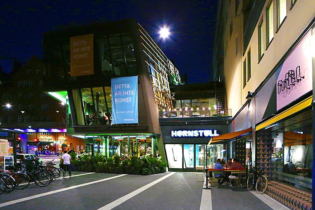 Högalidsgatan 50B - Hornstull