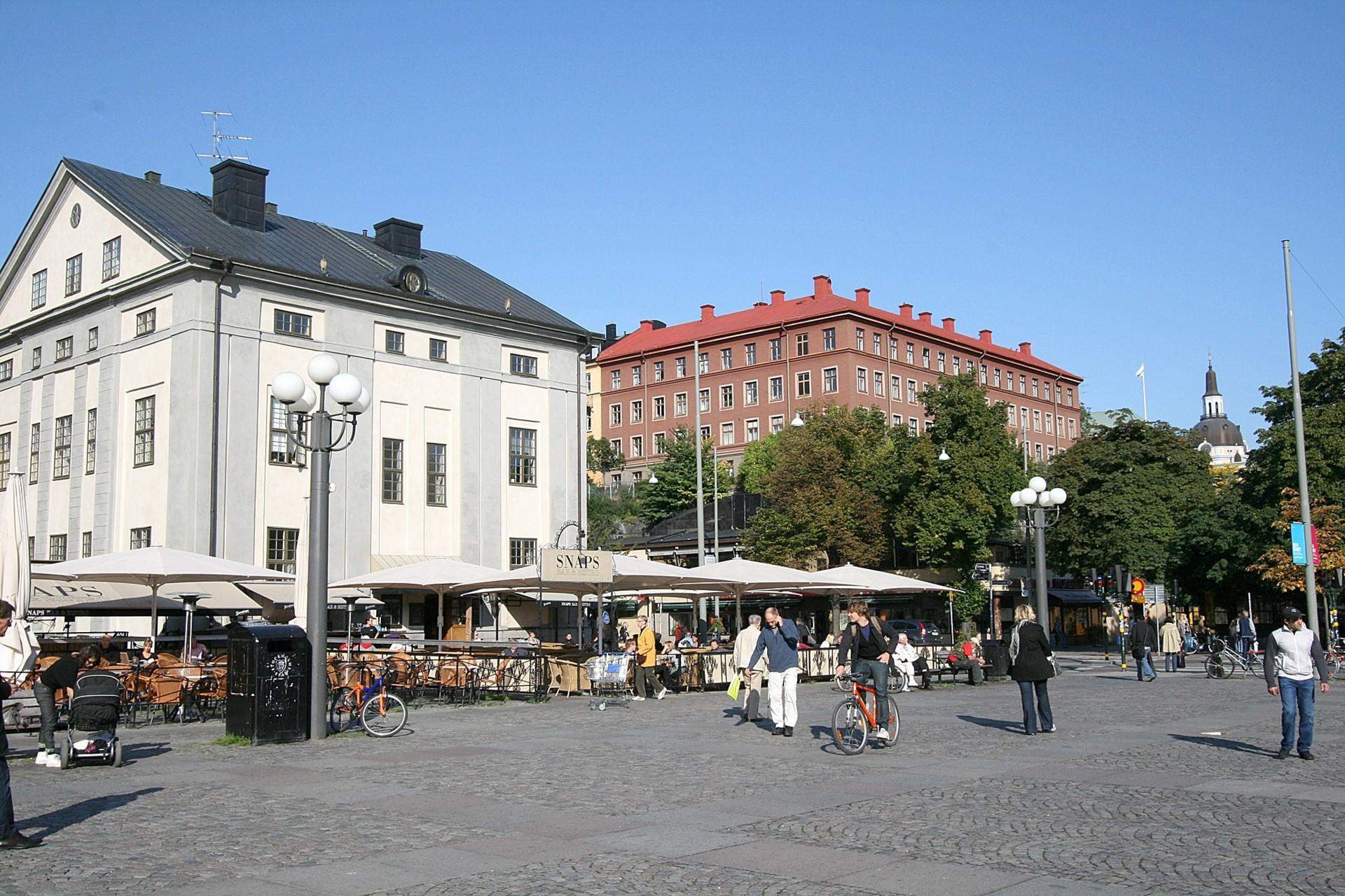 Åsögatan 103, 8/8 tr - Medborgarplatsen