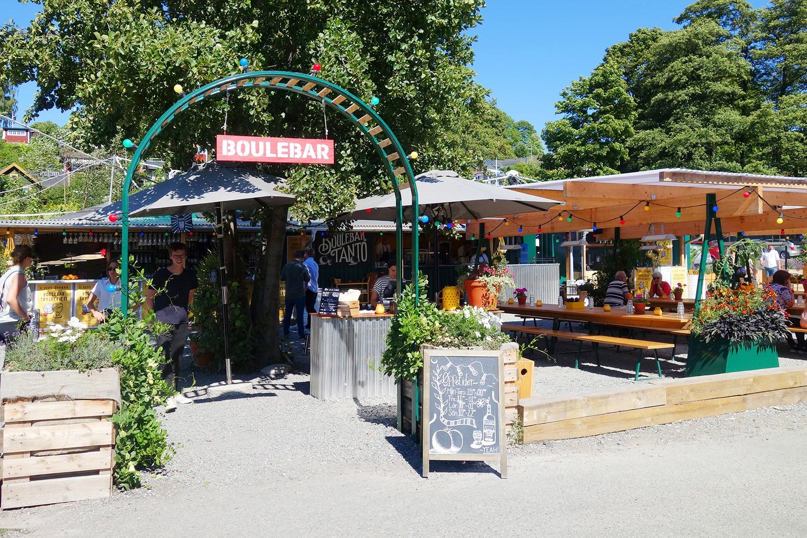 Tobaksspinnargatan 10 - Härliga Boulebar Zinkensdamm
