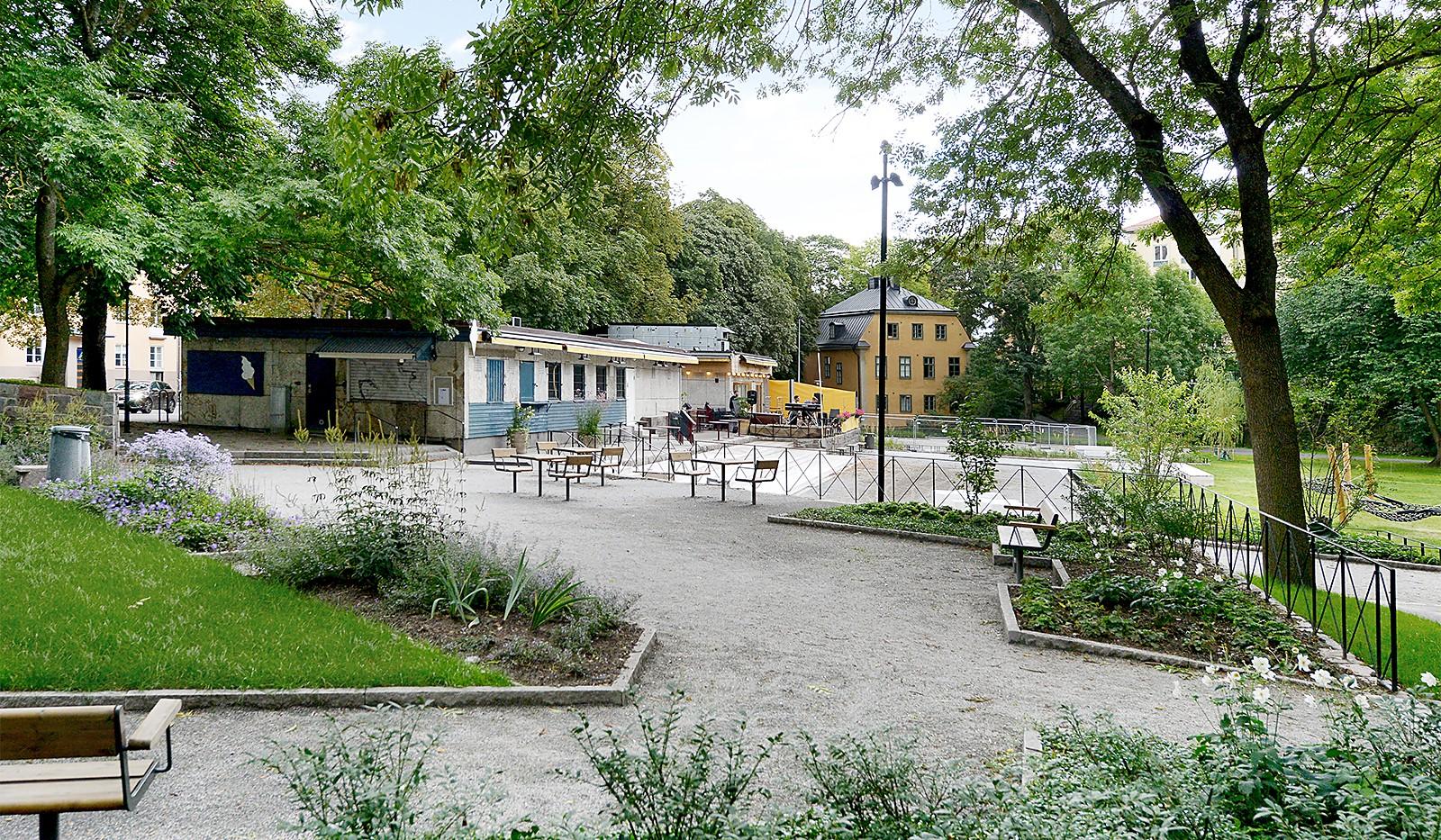 Bohusgatan 35, 5 tr - Områdesbild