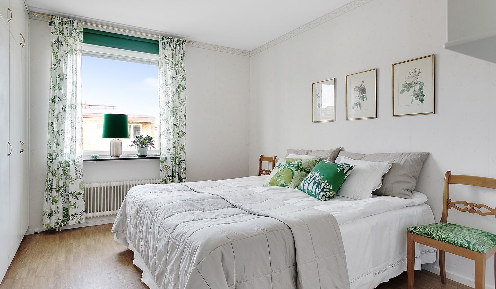 Bohusgatan 35, 5 tr - Trivsamt och rofullt sovrum