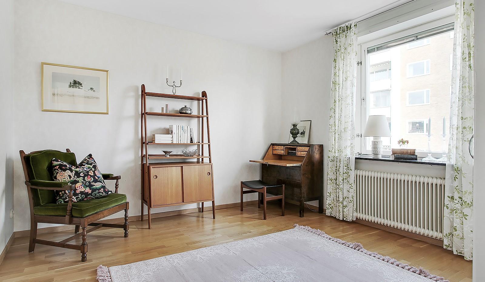 Bohusgatan 35, 5 tr - Ljust och rymligt sovrum