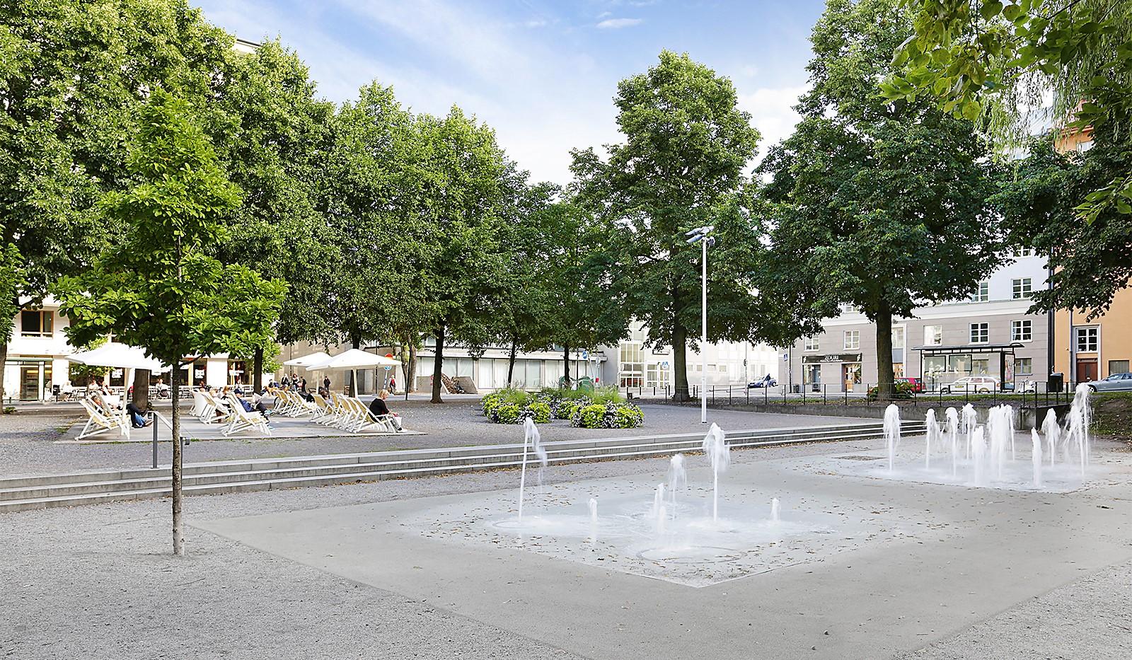 Siargatan 9, 3 tr - Härliga Rosenlundsparken