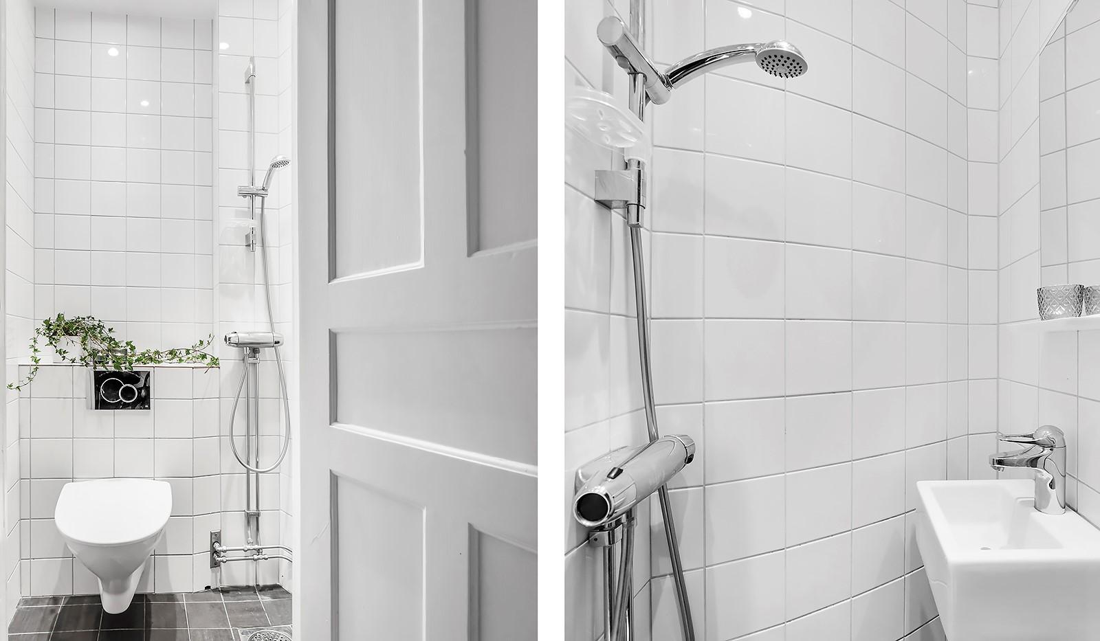 Högalidsgatan 36C, 3tr, ö.g. - Renoverat badrum från 2016