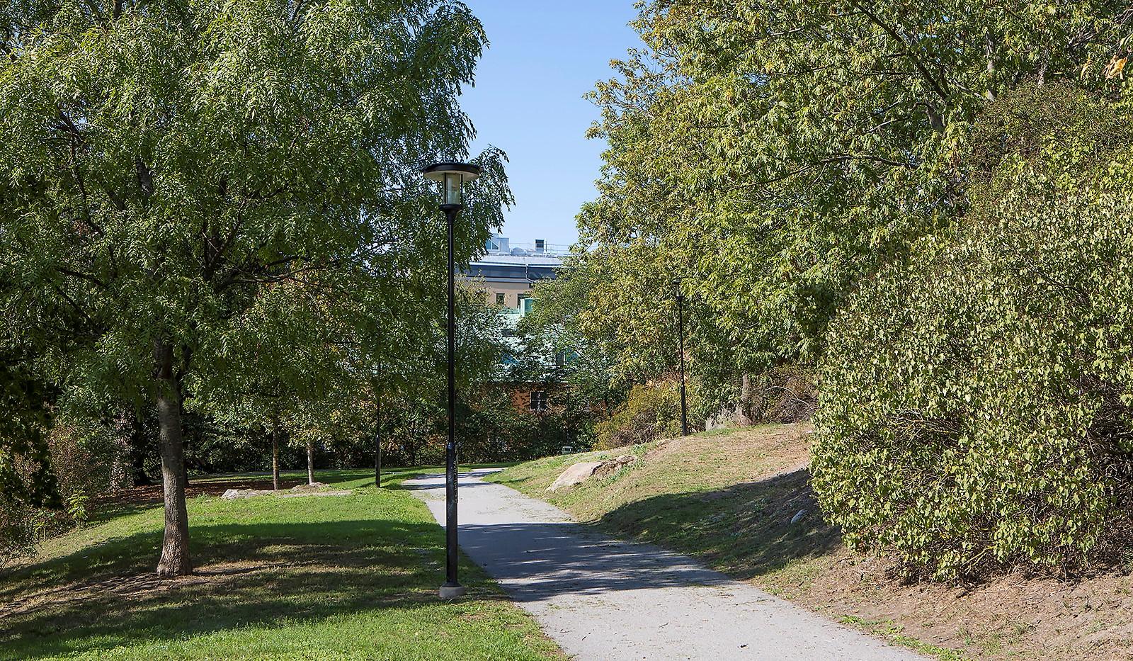Högalidsgatan 36C, 3tr, ö.g. - Högalidsparken