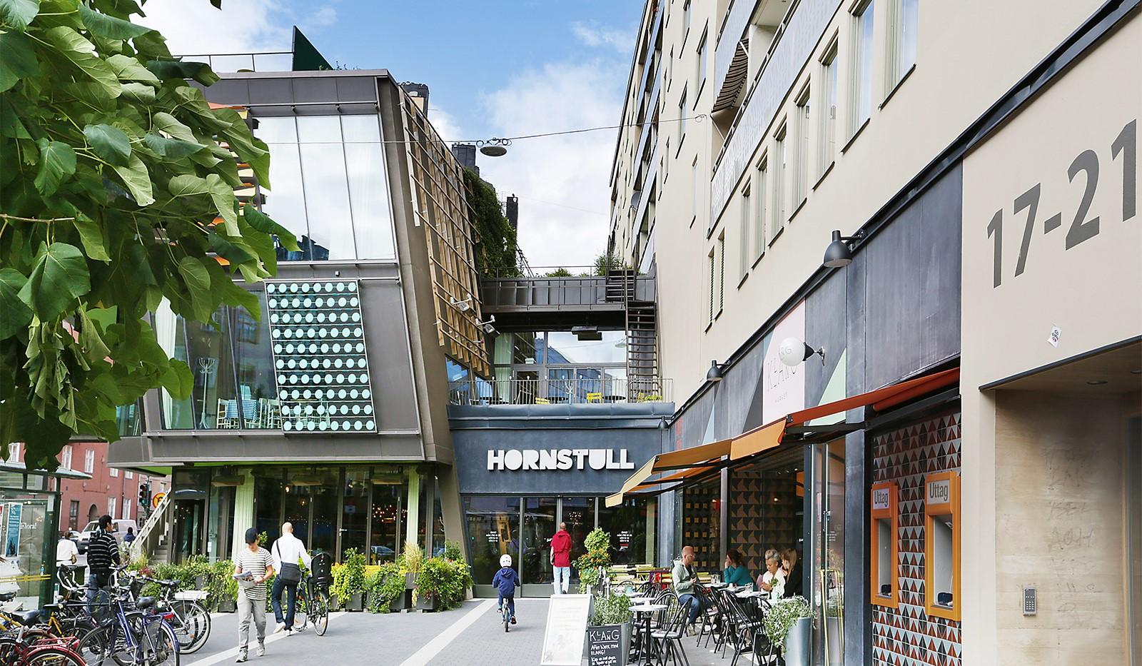Högalidsgatan 36C, 3tr, ö.g. - Hornstulls centrum och galleria