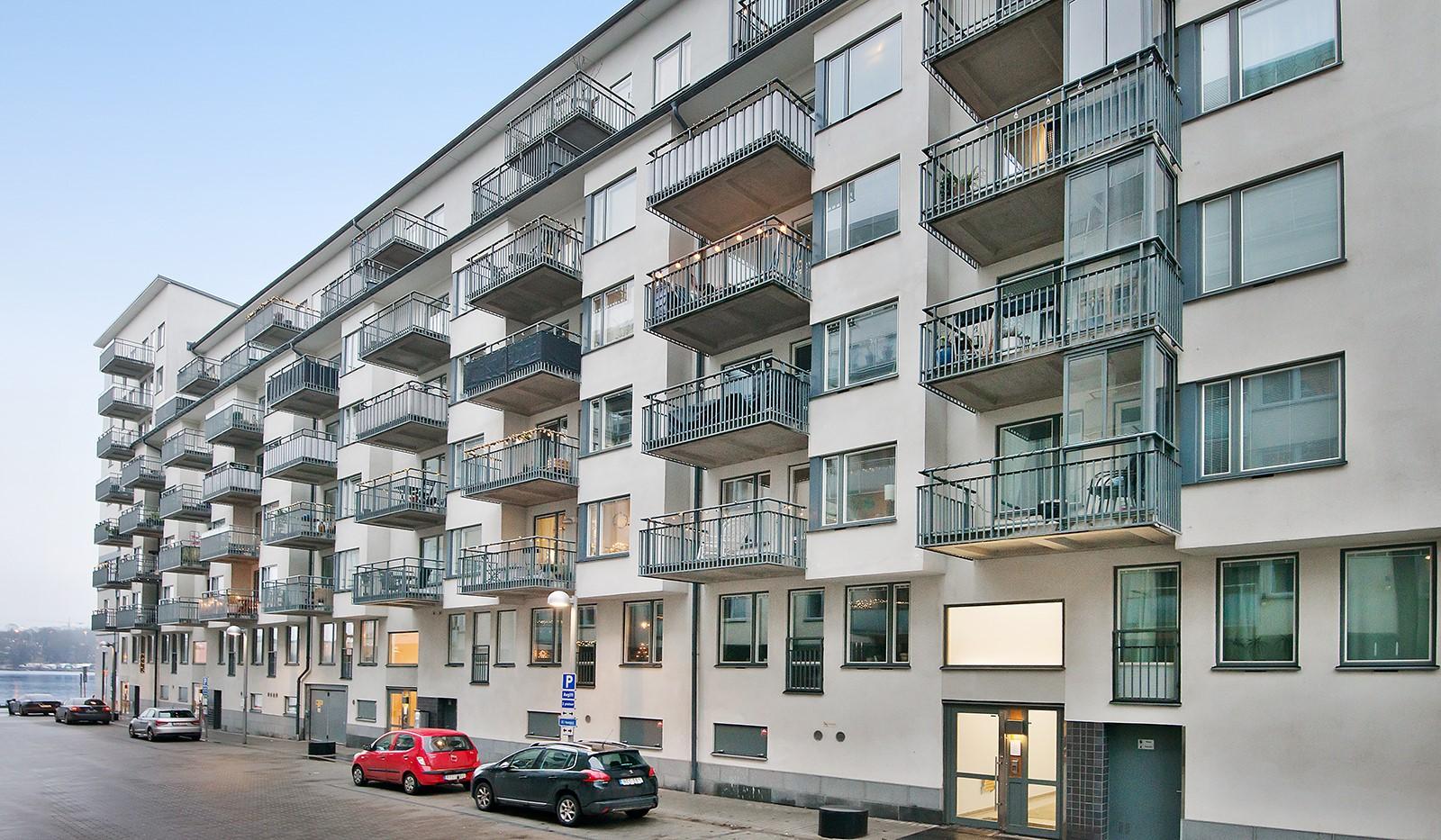 Vingårdsgatan 7 - Fasad