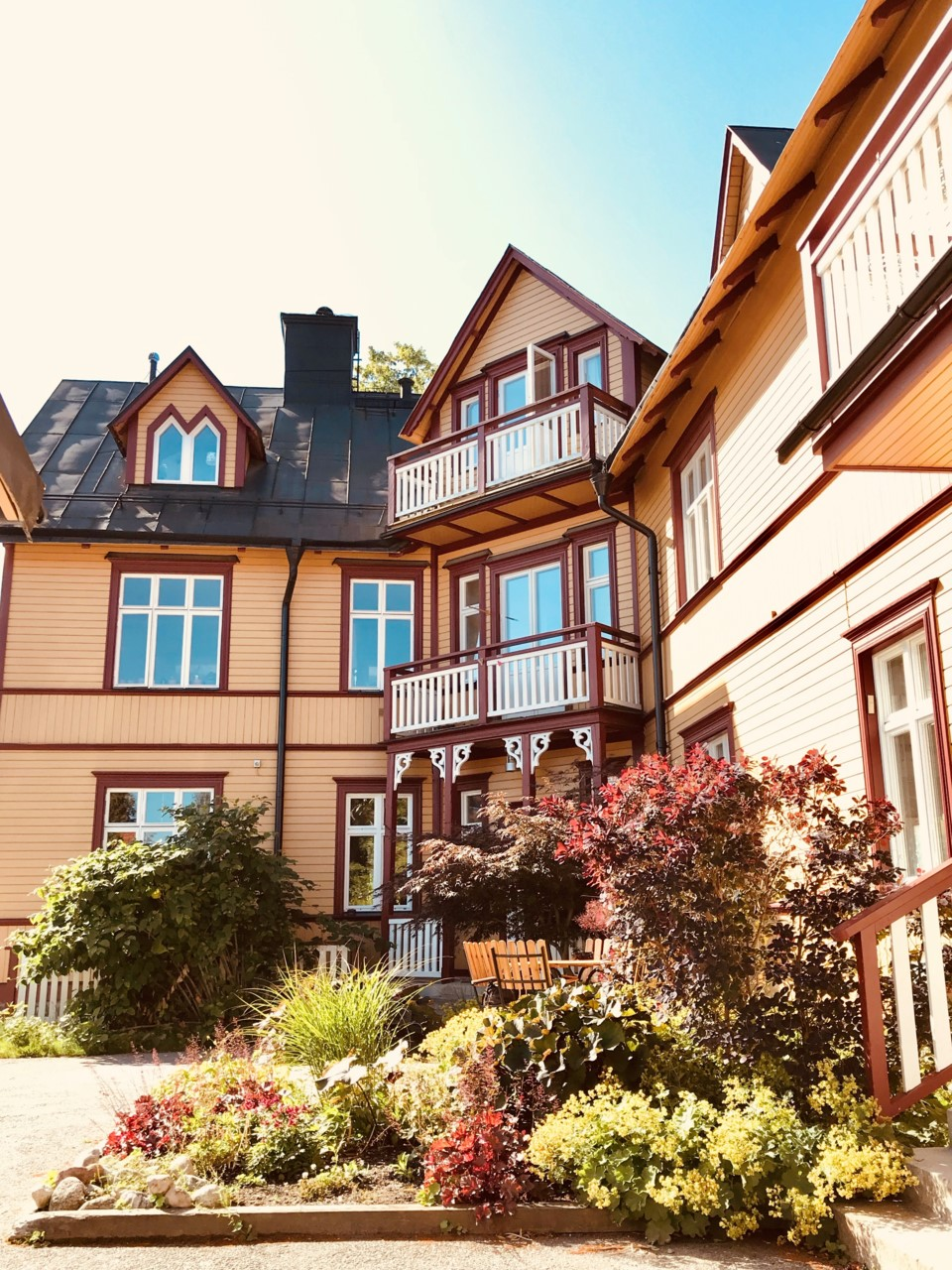 Övre Villagatan 34B - säljarens privata foto