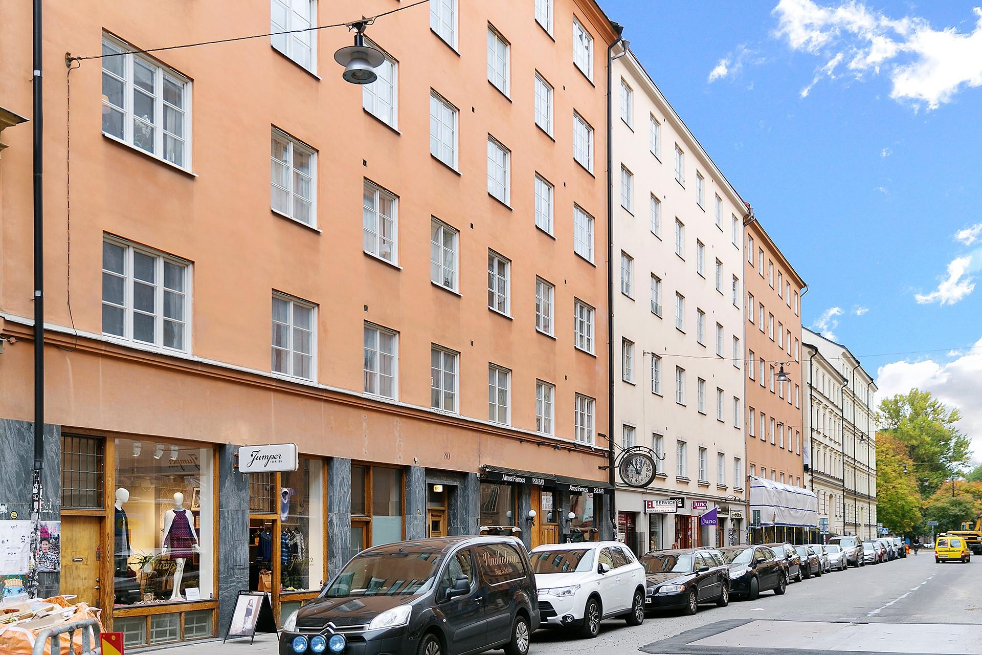 Skånegatan 59 - Skånegatan