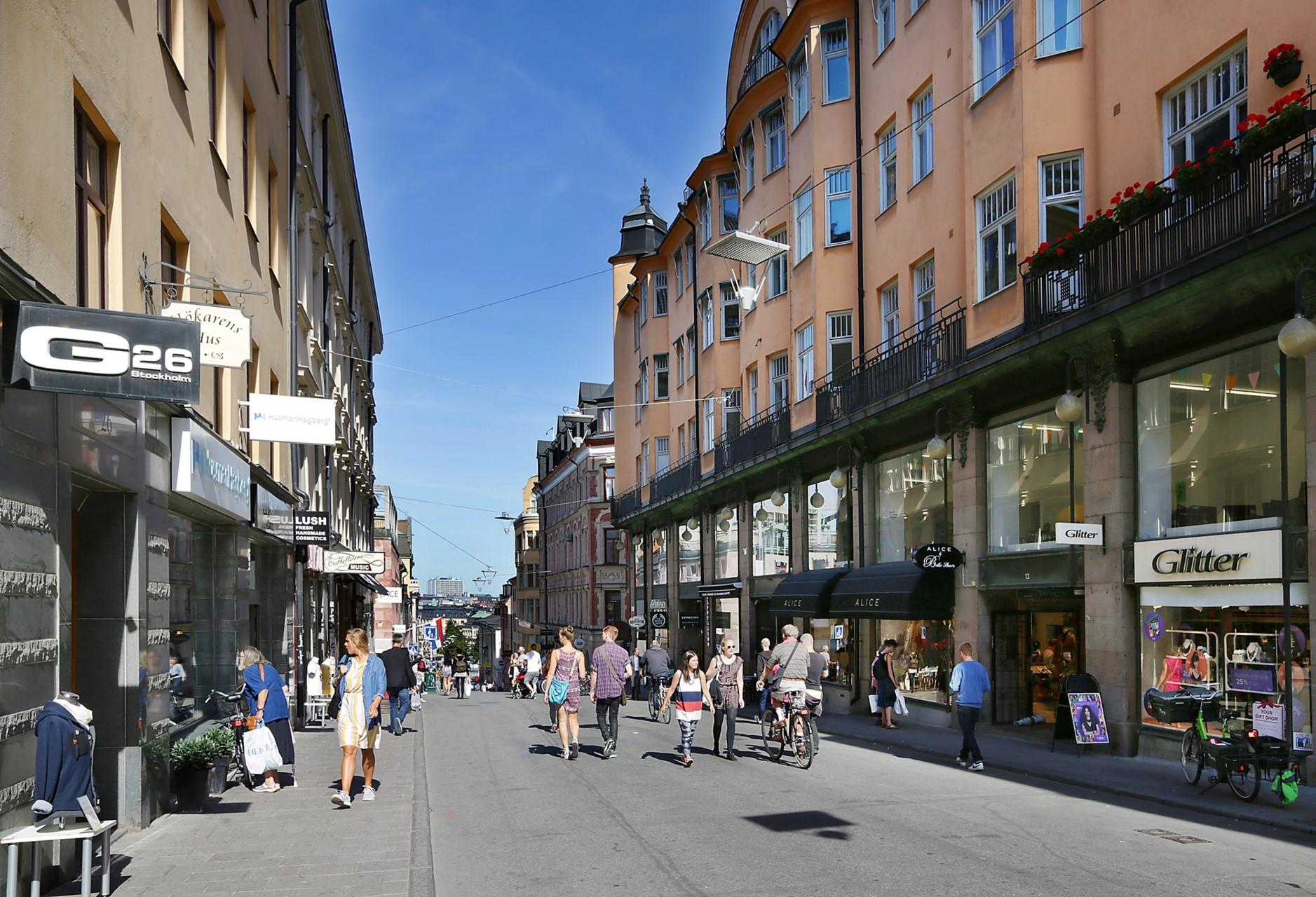 Skånegatan 59 - Götgatsbacken