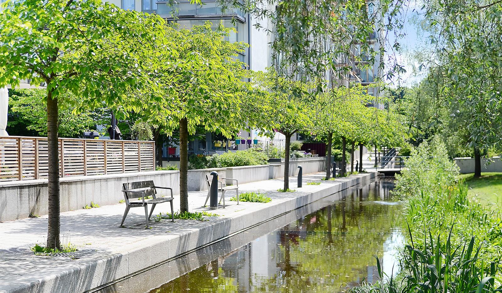 Midskeppsgatan 16, vån 6 - Sjöstadsparterren