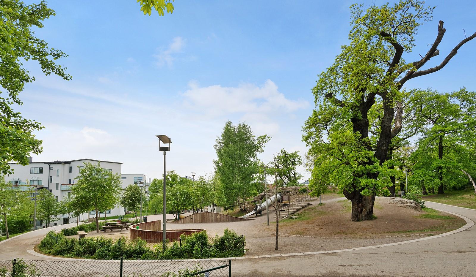 Sickla Kanalgata 64, vån 4 & 5 - Ekbacken