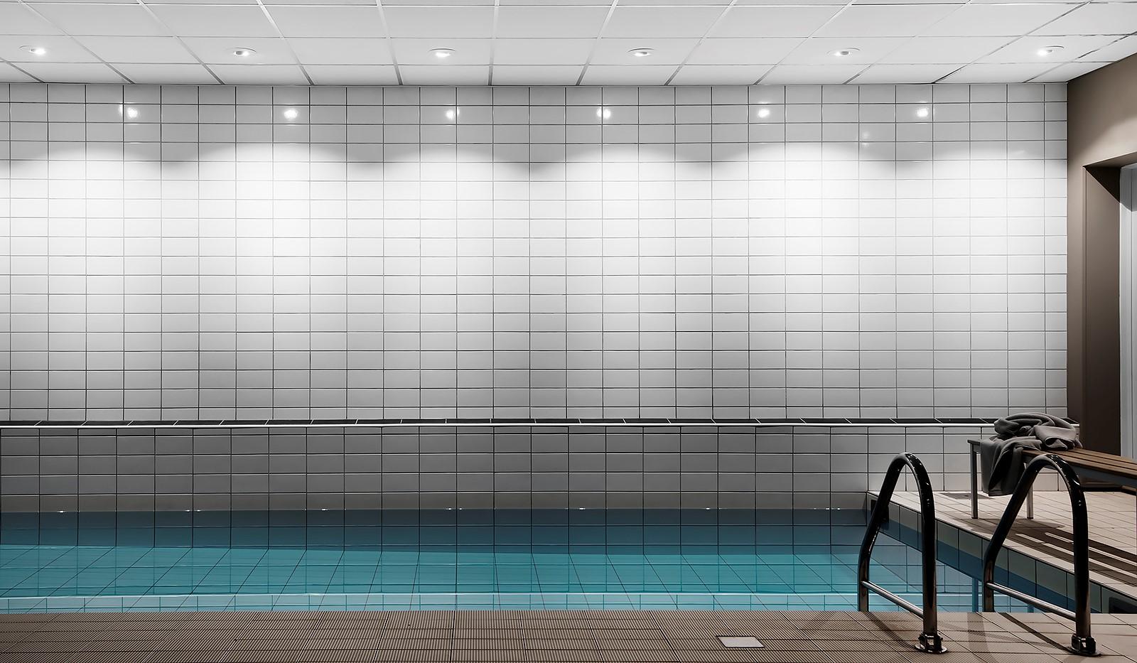Högbergsgatan 46 - Pool för vardagsmotion som sen avslutas