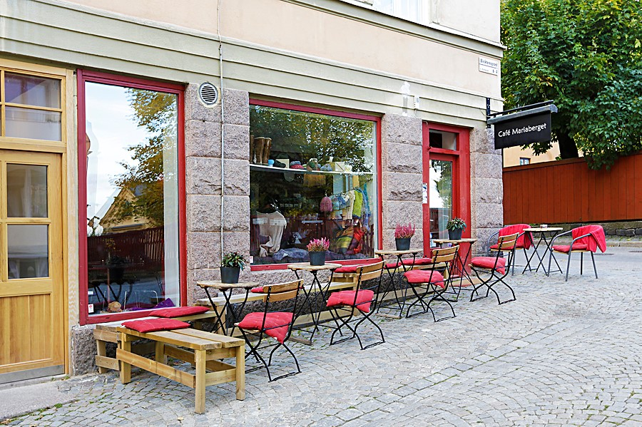 Tavastgatan 15, 2 tr - Café Mariaberget