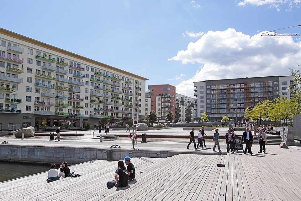 Karaffgatan 3, 6 tr - Sjövikstorget