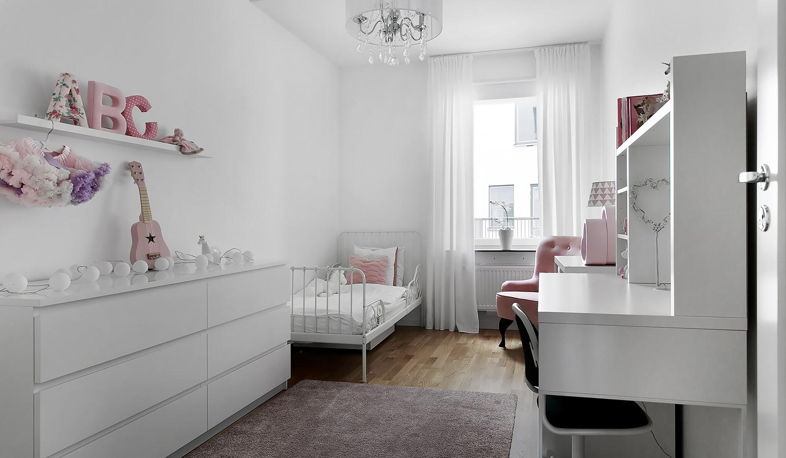 Oskarslundsbacken 13, 2tr - Trivsamt sovrum med vackert ljusinsläpp