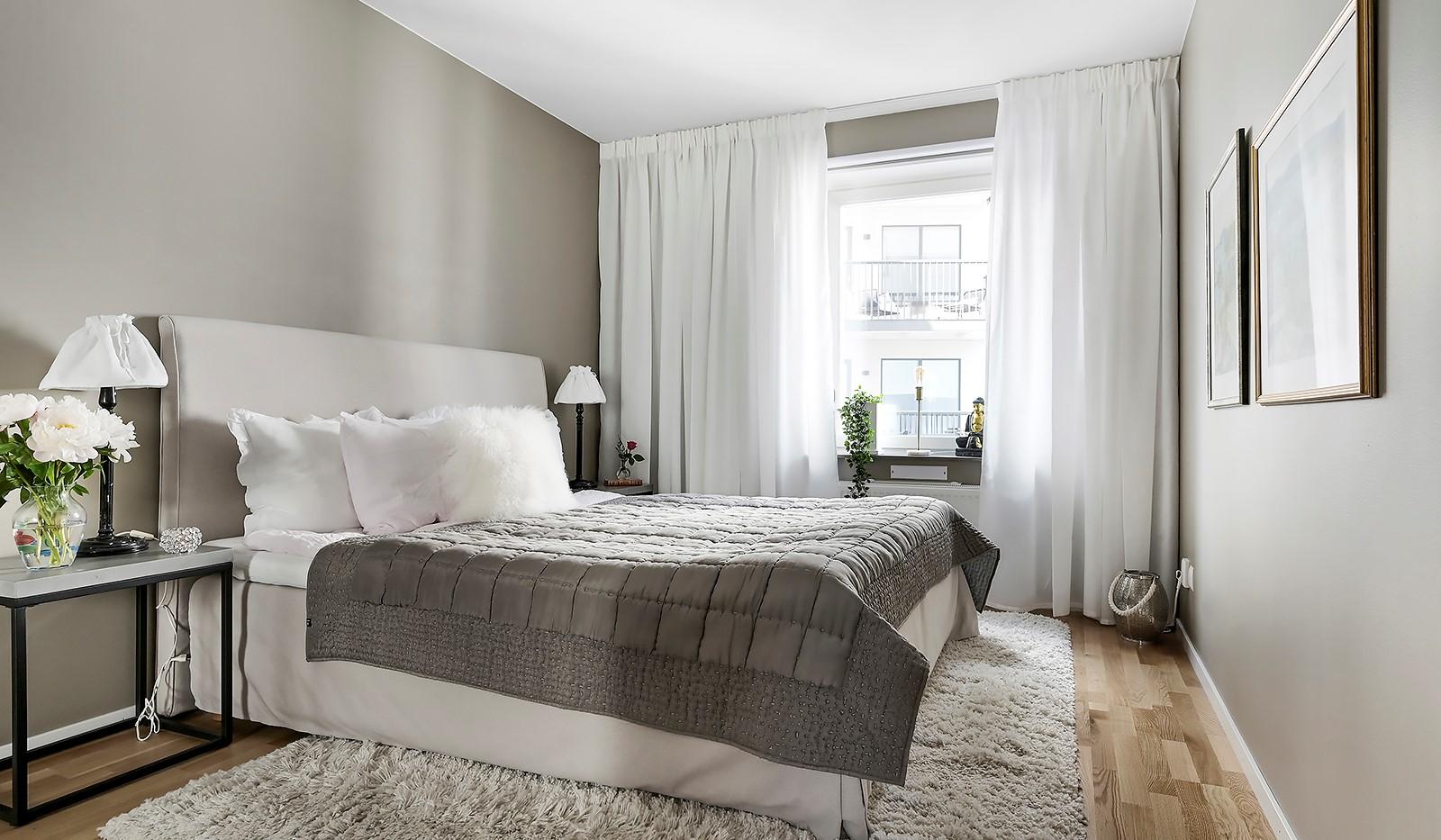 Sjöviksbacken 18, 4 tr - Härligt master bedroom
