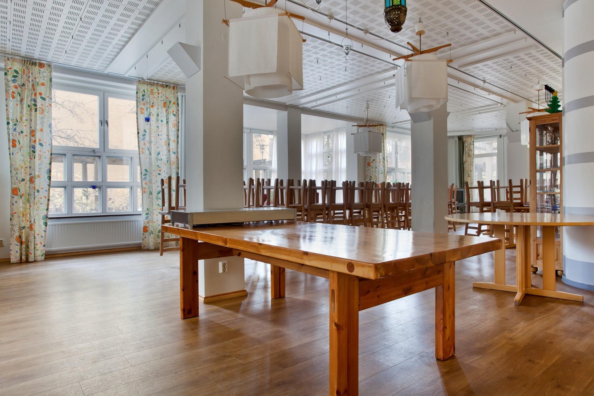Maria Bangata 9, 5 tr - Samlingslokal för gemensamma middagar och fest