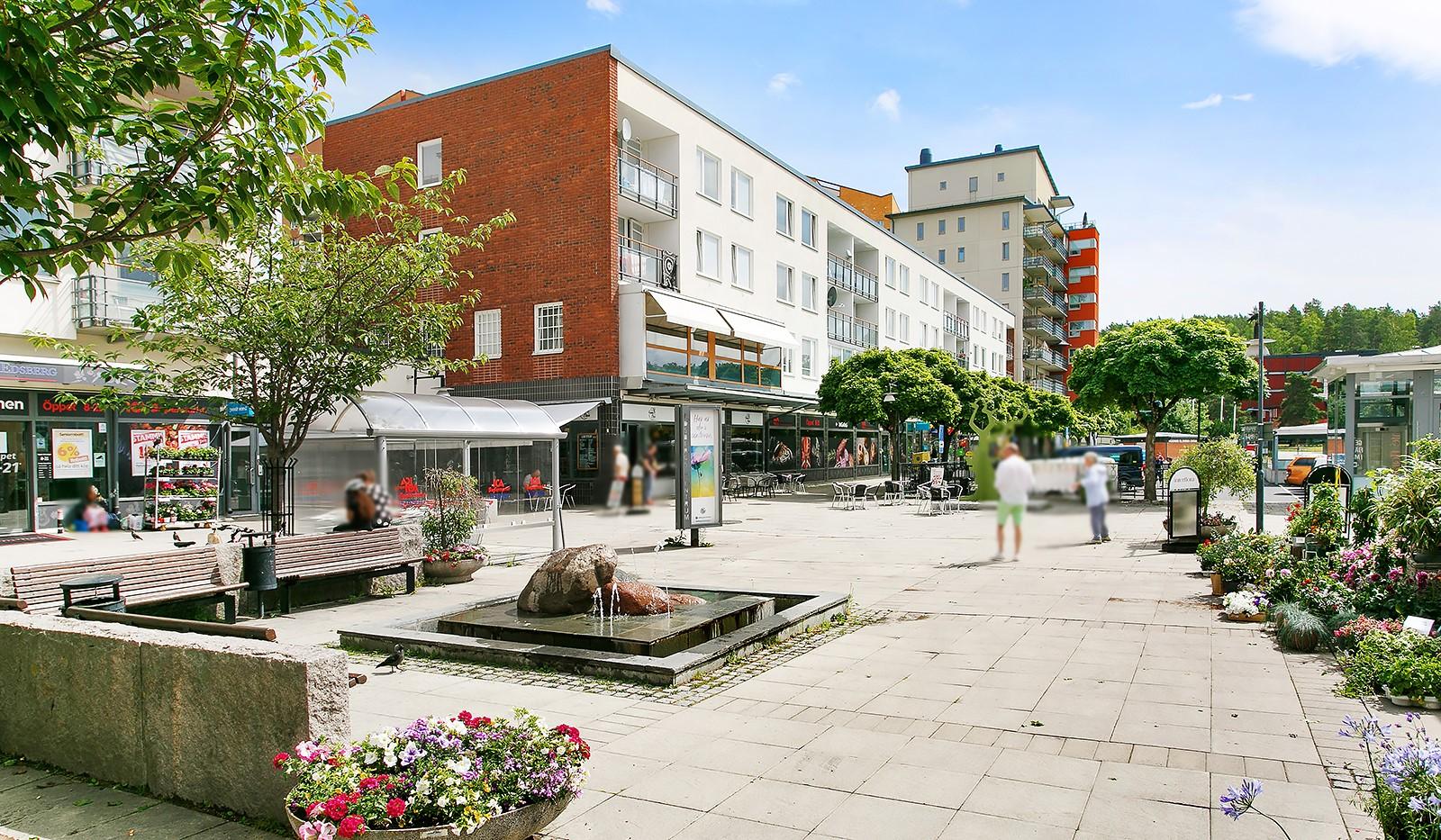 Ribbings Väg 16B - Edsbergs Centrum
