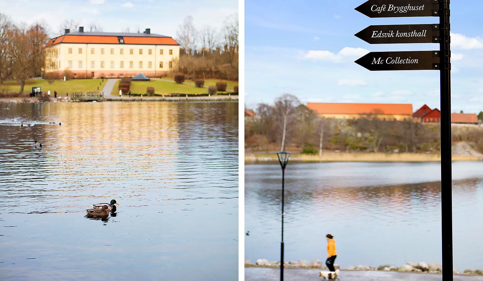 Ribbings Väg 16B - Edsbergsparken- vackra omgivningar
