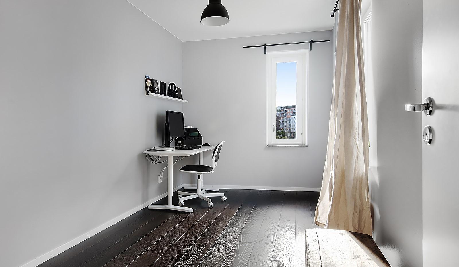 Oskarslundsbacken 1, 2tr - Mysigt sovrum som även går att använda som kontor