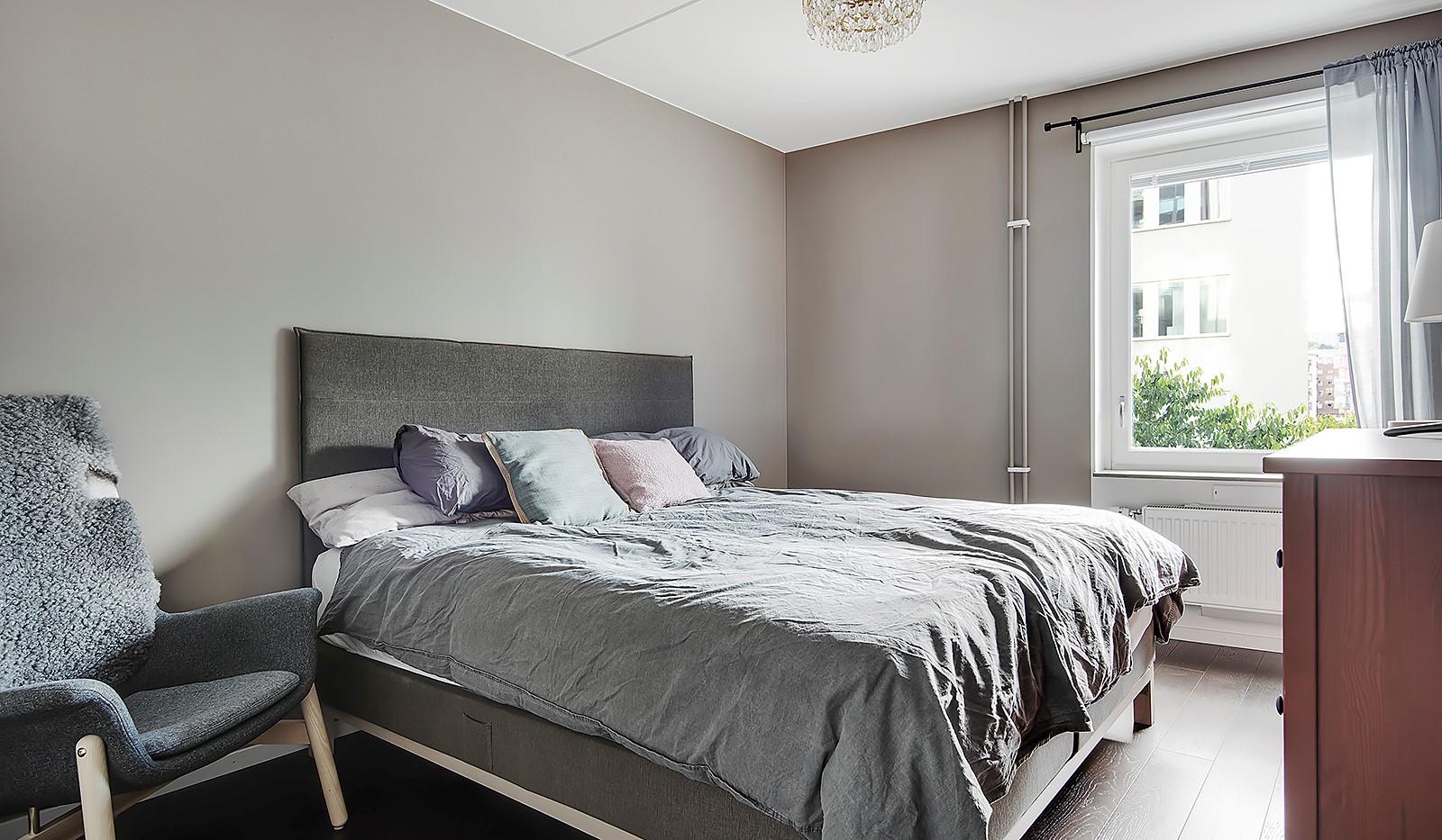 Oskarslundsbacken 1, 2tr - Master bedroom