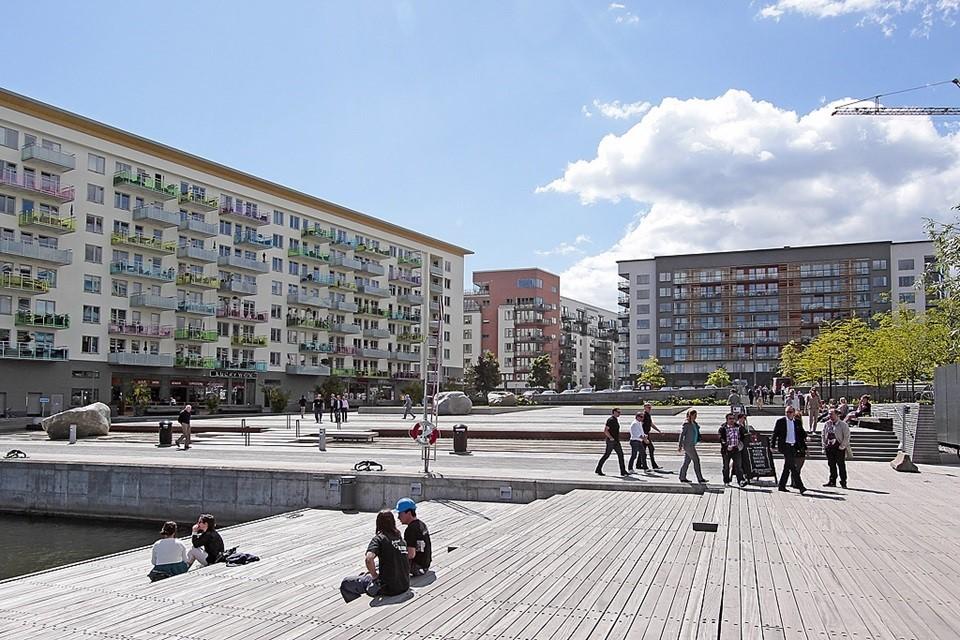 Fredsborgsgatan 1, 6tr - Sjövikstorget